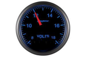 Autometer Elite Voltmeter Gauge 7 Color 52mm - Universal