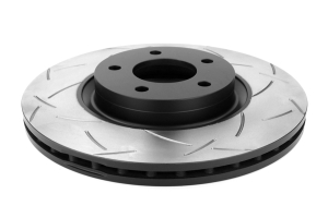 DBA 4000 Series T-Slot Slotted Rotor Pair Front (Part Number: )