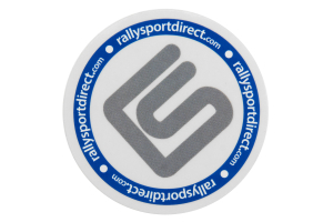 RallySport Direct Circular Sticker ( Part Number: 10213)