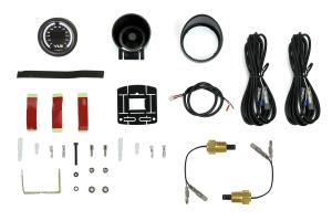 REVEL VLS Dual Temp Intercooler Gauge 52mm  - Universal