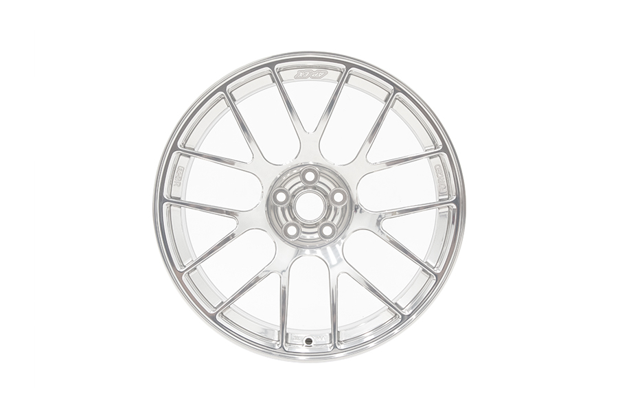 Apex EC-7R 17x9.5 +40 5x100 Polished - Universal