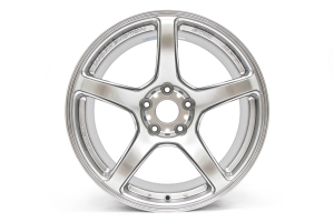 Work Emotion T5R 5x114.3 Glow Silver - Universal
