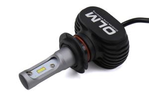 OLM AL Series H7 Bulbs - 5000K - Universal