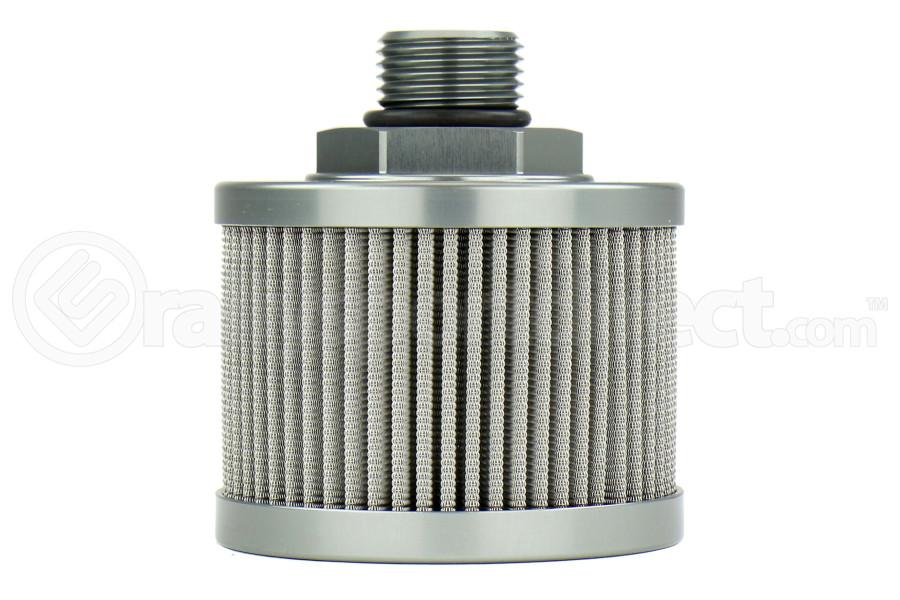 DeatschWerks 8AN Fuel Pump Pre-Filer (Part Number:8-01-08100)