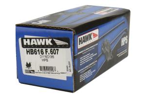 Hawk HPS Front Brake Pads - Lexus IS F 2008-2014