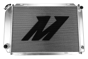 Mishimoto Performance Aluminum Radiator Manual Transmission - Ford Mustang 1979-1993