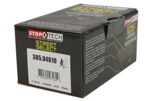 Stoptech Street Rear Brake Pads - Subaru WRX 2006-2007 / 300ZX 1990-1996