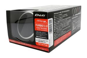 Defi Advance BF Series Boost Gauge Red 3 Bar (Part Number: )
