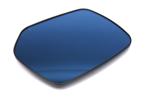 OLM Wide Angle Convex Mirrors Blue - Subaru Models (Inc. Forester 2014 - 2018)