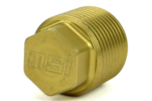 Mooresport Inc Rear Differential Drain Plug 3/4in ( Part Number: MSI-UNIV-08-0050)
