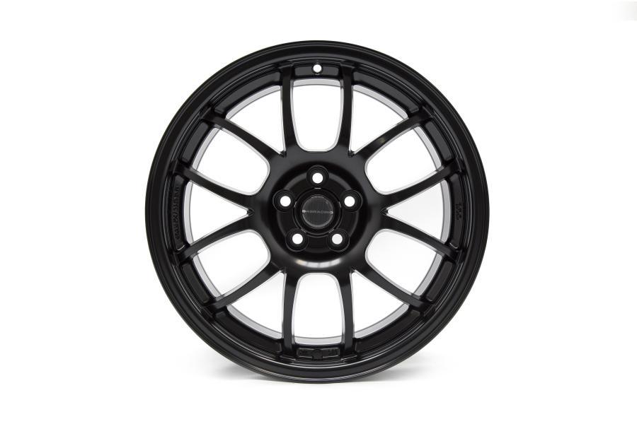 949 Racing 6UL 17x9 +40 5x100 Black - Universal