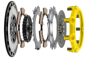 ACT Mod-Twin 225 XX Rigid Race Clutch Kit - Subaru STI 2004-2020