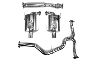 X-Force SS Cat Back Exhaust (Part Number: )