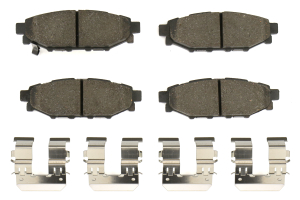 Stoptech Street Select Rear Brake Pads (Part Number: )
