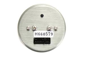 STRi DSD White 60mm Voltage Gauge (Part Number: )
