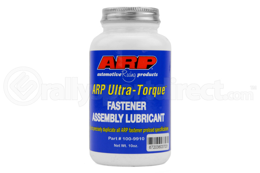 ARP Ultra-Torque Fastener Assembly Lubricant 10oz (Part Number:100-9910)