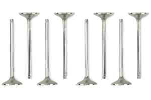 Manley Performance Extreme Duty Stainless Steel Exhaust Valves +1mm Oversized ( Part Number:MAN 11139-8)