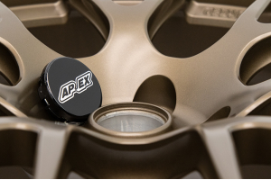 Apex EC-7R 18x9.5 +40 5x100 Satin Bronze - Universal