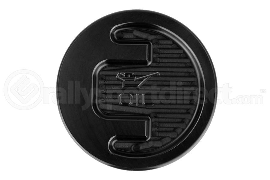 COBB Tuning Oil Filler Cap Black (Part Number:800500BK)