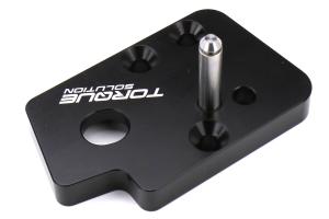 Torque Solution Short Shift Plate - Mazda 3 2014 - 2018