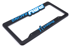 Project Mu License Plate Frame - Universal