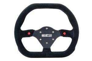 Sparco P 310 Steering Wheel Suede Black - Universal