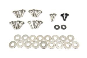 Carbon Reproductions S Style Carbon Fiber Side Skirts - Subaru WRX / STI 2015 - 2020