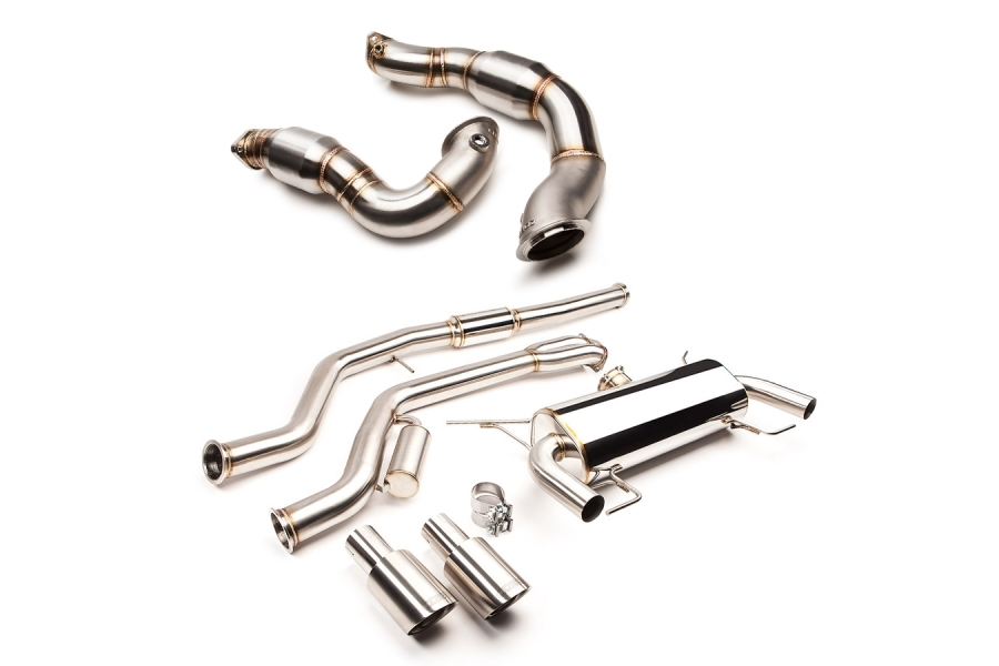 COBB Tuning Turboback Exhaust - BMW 335i N54 2007-2013