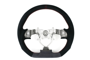 Prova D-Shaped Steering Wheel  ( Part Number: 94010DM0010)