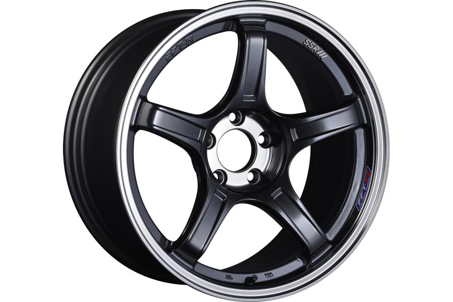 SSR GTX03 4x100 Black Graphite - Universal