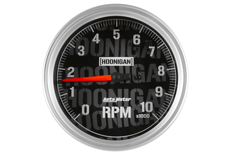 Autometer Hoonigan In-Dash Tachometer Gauge 5in - Universal