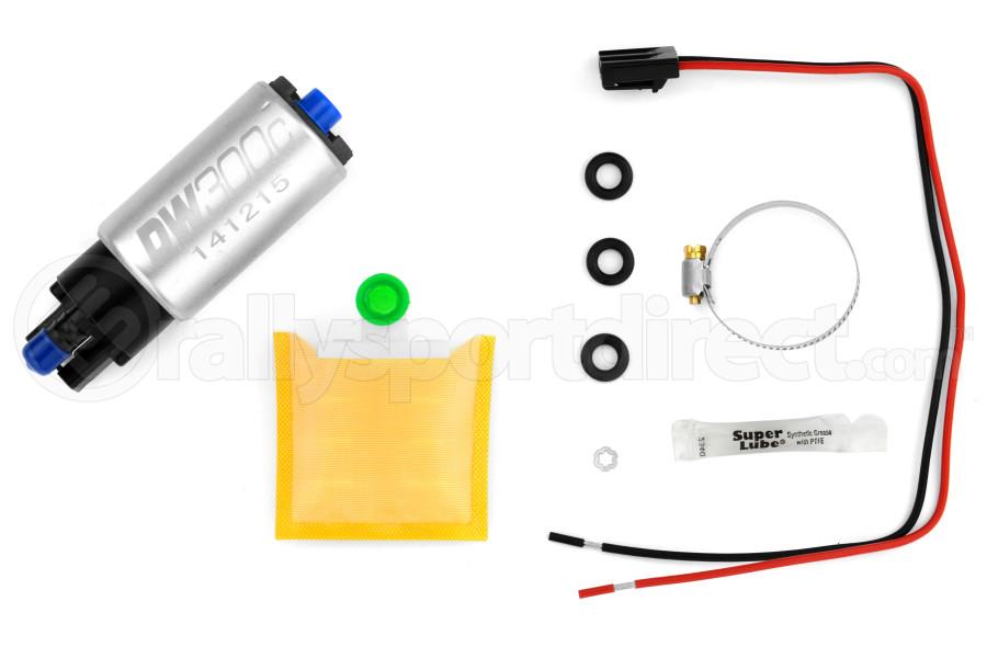 DeatschWerks DW300C Series Fuel Pump w/ Install Kit (Part Number:9-307-1017)