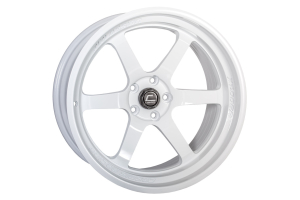 Cosmis Racing Wheels XT-006R 20x9.5 +10 5x114.3 White - Universal