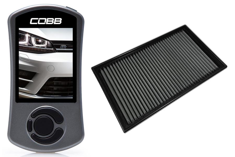 COBB Tuning Stage 1 Power Package w/ DSG Flashing - Volkswagen Golf R DSG (Mk7) DSG 2015-2017