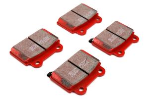 EBC Brakes Redstuff Ceramic Rear Brake Pads - Mitsubishi Evo X 2008-2015