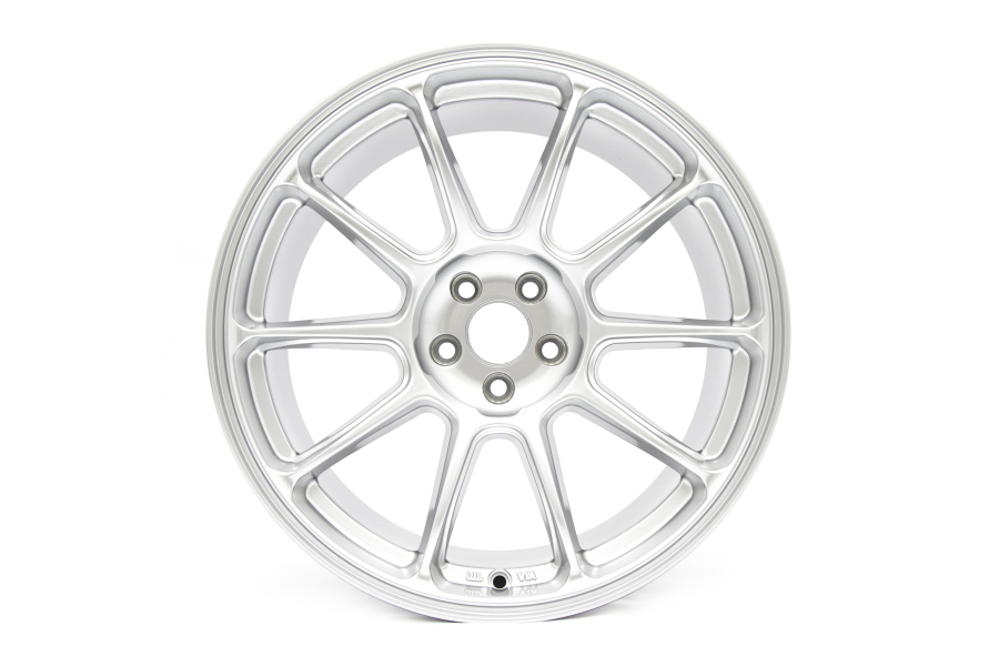 Ambit RT8 18x9.5 +38 5x114.3 Hyper Silver Wheel - Universal