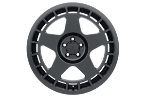 fifteen52 Turbomac 17x7.5 +30 5x100 Asphalt Black - Universal