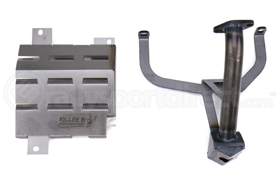 Killer B Motorsport Oil Pickup and Baffle Combo - Subaru Models (inc. 2002-2014 WRX / 2004+ STI)