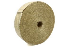 DEI Tan Exhaust / Header Wrap 2in x 100ft ( Part Number:DEI 010103)