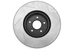 Stoptech Slotted Front Right Rotor Single (Part Number: 126.39038SR)