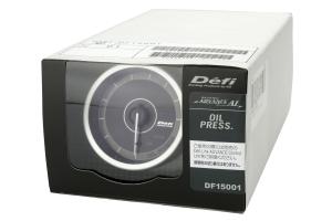 Defi Advance A1 Oil Pressure Gauge (Part Number: )