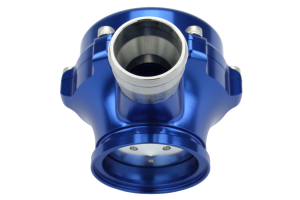 Tial QR Recirculating Blow Off Valve 10PSI Blue 1.34in Outlet (Part Number: )