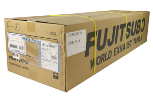 Fujitsubo Legalis R Catback Exhaust - Subaru WRX / STI 2004-2005