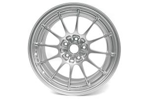 Enkei NT03+M 18x9.5 +40mm 5x114.3 Silver ( Part Number: 3658956540SP)