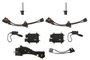 Morimoto H1 HID 4500K Light Kit - Universal