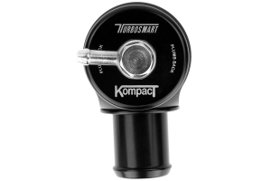 Turbosmart Recirculating Blow Off Valve Kompact Plumb Back Black ( Part Number:TBS TS-0203-1250)