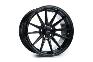 Cosmis Racing R1 18x9.5 +35 5x100 Gloss Black - Universal