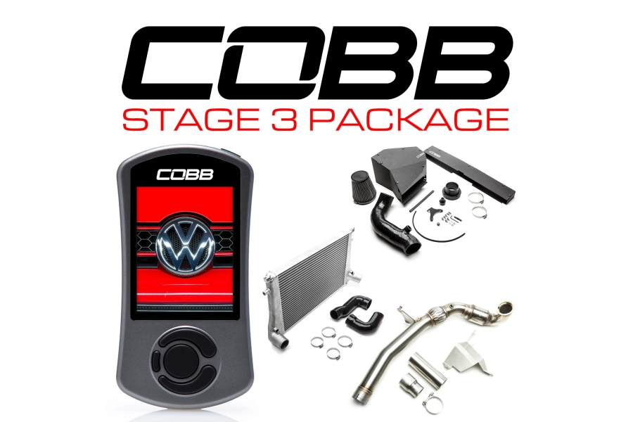COBB Tuning Stage 3 Power Package - Volkswagen Jetta GLI 2019 - 2020