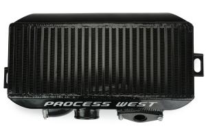 Process West Top Mount Intercooler Black ( Part Number: PWTMIC00B)