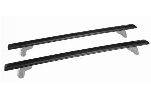 Yakima Large Jetstream Crossbar Pair Black 70in - Universal